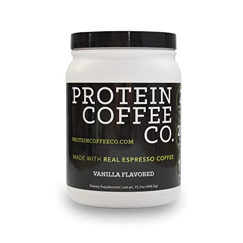 Nutrition Premium Shake (Protein Coffee Co. Nutrition Shake 20g of Protein, 2 shots of Espresso (made with real coffee))