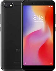 "Xiaomi Redmi 6A - Smartphone de 5.45"" (Helio A22, RAM de 2 GB, Memoria de 32 GB, cámara de 13 MP, Android 8.1) Color Negro"