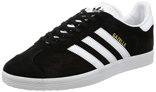 Donna Nero Gazelle Sneaker Gold per Bb5476 Core Black Adidas Metallic White wdptqw