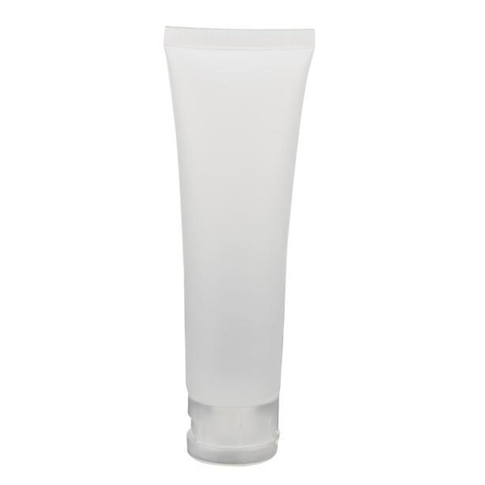 Datework Empty Tubes Travel Cosmetic Lotion Containers Bottle (100ML)