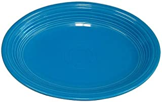 product image for Fiesta 11-5/8-Inch Oval Platter, Peacock