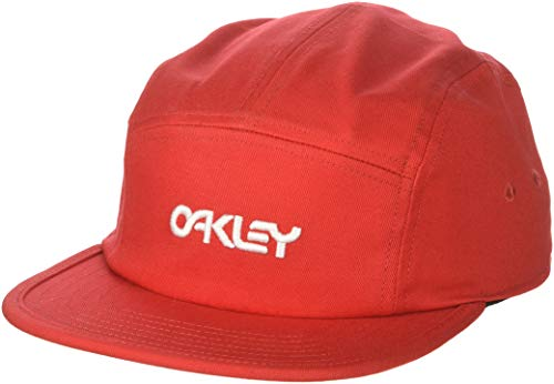 Oakley Men's 5 Panel Cotton Hat, red line, One Size for sale  Delivered anywhere in Canada