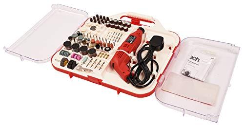162 Pc Rotary Mini Drill Bit Set Hobby Jewellery Craft Grinder Electronic New