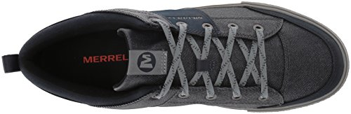 Rant Merrell Blu Uomo Discovery Lace Canvas Denim Sneaker 8FxwUqdAF