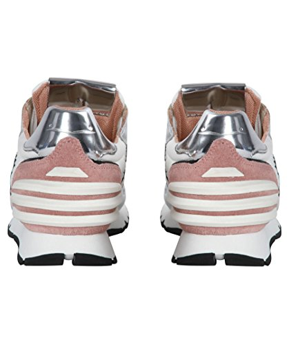Voile Blanche Damen Sneakers Julia Power Silber