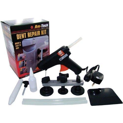 Dent Repair Kit 10 Piece Glue Gun Dent Puller As Seen On Tv Home