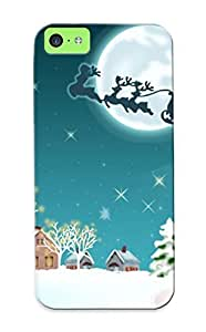 meilinF000High Quality Tpu Case/ Pretty Christmas Postcard Af65b954747 Case Cover For iphone 6 plus 5.5 inch For New Year's Day's GiftmeilinF000