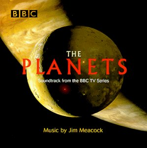 The Planets: Soundtrack From The BBC TV Series by BBC Legends