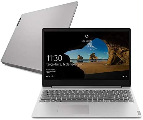 "Notebook Lenovo i7 15.6"" Ideapad S145"