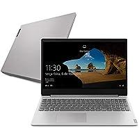 """Notebook Lenovo Ultrafino ideapad S145 Ryzen 5 - 8GB 1TB Windows 10 15.6"""" Dolby Audio Design Leve e Compacto, Prata"""