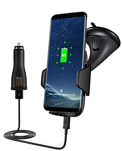 Wireless Charger Charging Samsung Enabled product image