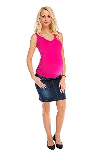 My Tummy Umstands Top Umstand T-Shirt Claire Rosa Umstandsmode von