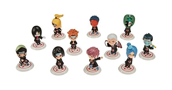 Amazon.com: OliaDesign Naruto Akatsuki - Figura de acción de ...
