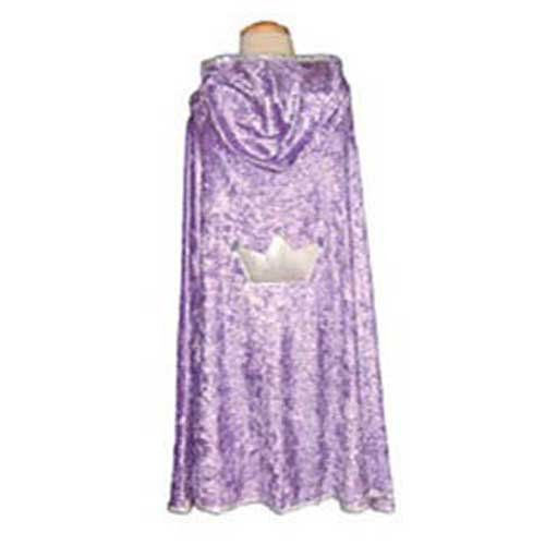 Great Pretenders Creative Education's Lilac Princess Cape Size