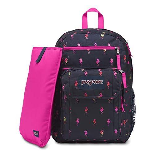 JANSPORT Digital Student Backpack Black Forge Grey One Size