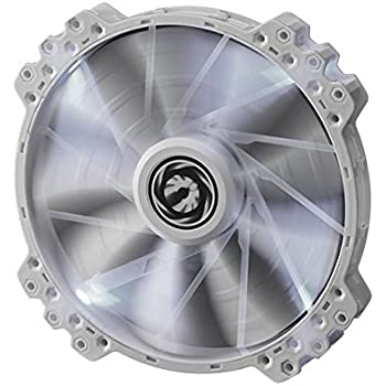 BitFenix Spectre Pro LED White 200MM Cooling BFF-WPRO-20025W-RP White