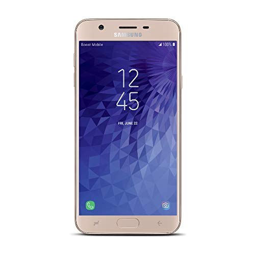 Samsung Galaxy J7 Refine - Boost Mobile - Prepaid Cell Phone - Carrier Locked (Boost Mobile Cell Phones For Sale)