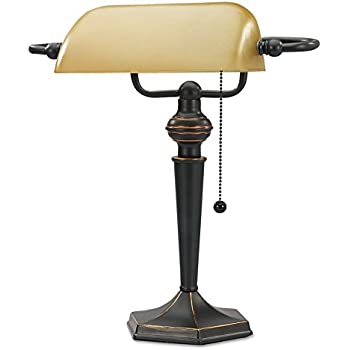 Normande Lighting Bl1 103 60 Watt Banker S Lamp With