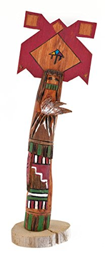 $180 Handmade Certified Authentic Hopi Long Hair Feather for sale  Delivered anywhere in USA