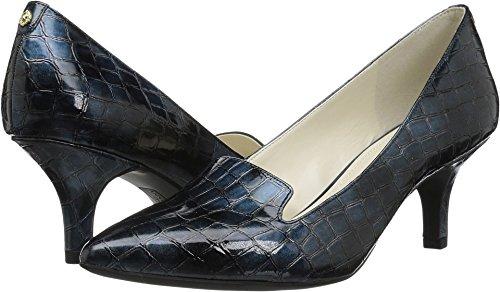 Anne Klein Women's Felice Dark Turquoise Synthetic 7 M US