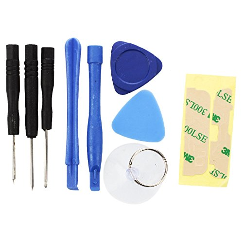TOOGOO Screwdriver Opening Pry Tool Repair Kit Set for iPod
