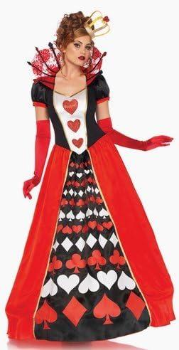 Adulto Disney Alice nel paese delle meraviglie Cappellaio Matto o Regina Rossa Costume Costumi