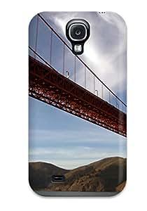 Galaxy S4 Hybrid Tpu Case Cover Silicon Bumper Sf Bridge