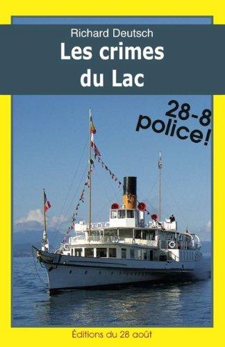 Les Crimes Du Lac Romans Policiers Regionaux Gisserot T 17 French Edition