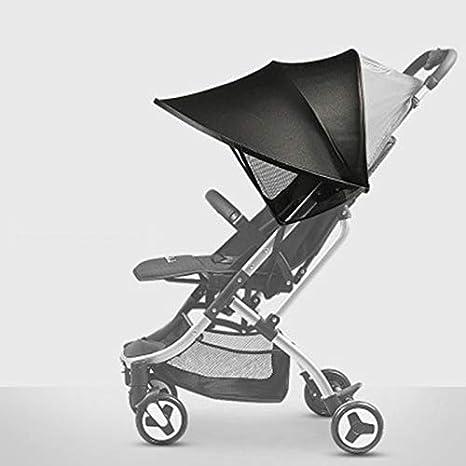 Cochecito Protección solar universal Baby Capota sombrilla