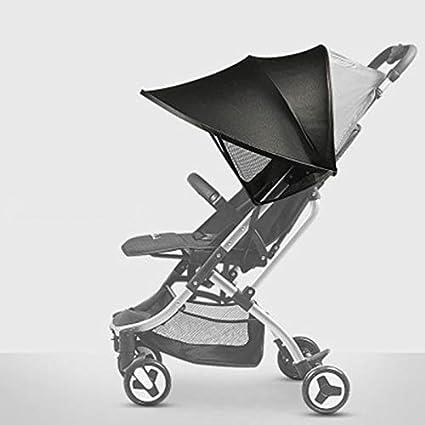 Protector Solar Universal – Baby Capota para buggy & cochecito | XL de Pop Up Toldo