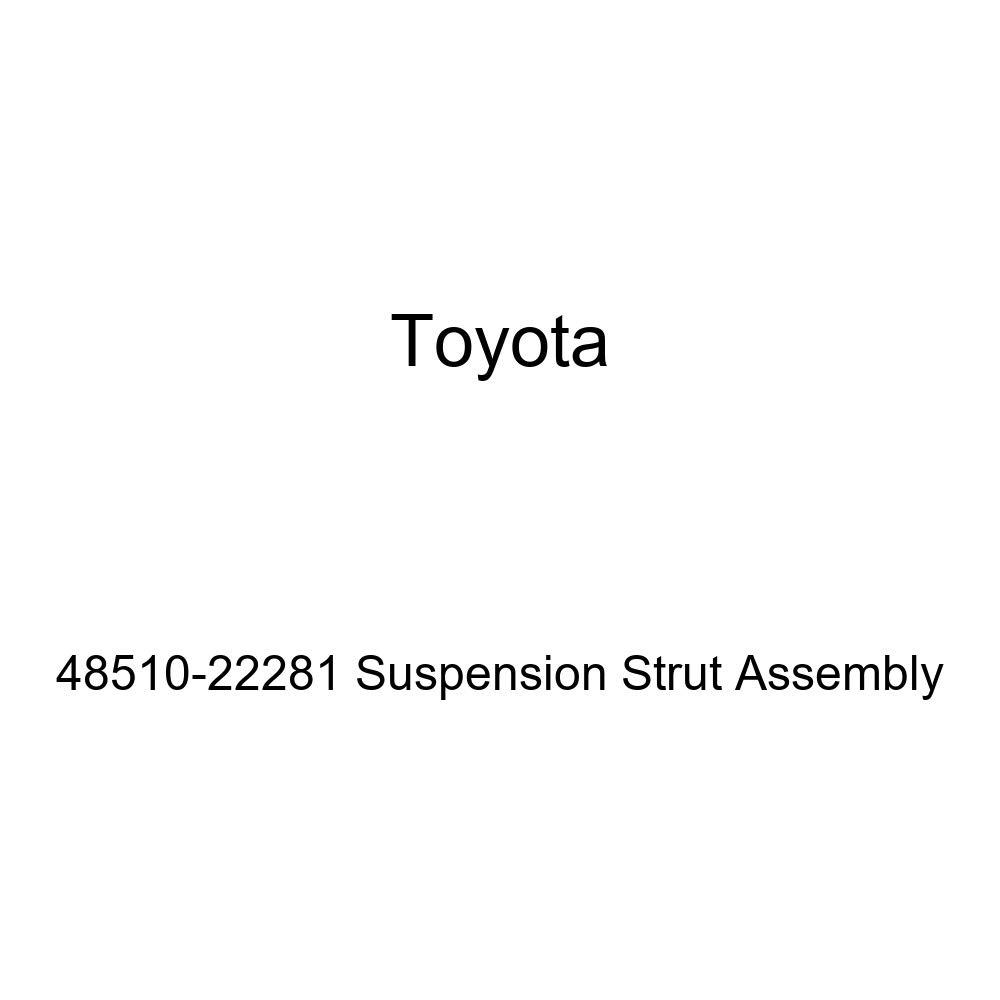 Toyota 48510-22281 Suspension Strut Assembly