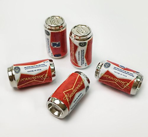 The Best Buy 5 of Dollhouse Miniature Accessories Drink Artificial Cans of Beer from The Best Buy