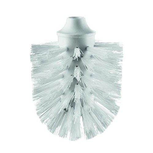 weiß; Ersatzteil AVENARIUS WC-Bürstenkopf 65 mm