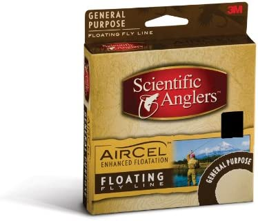 3M Scientific Angler Light Green Air Cel Floating Fly Line