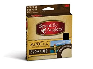 Scientific Anglers Air Cel L-5-Floating Level Fly Line (Light Green)