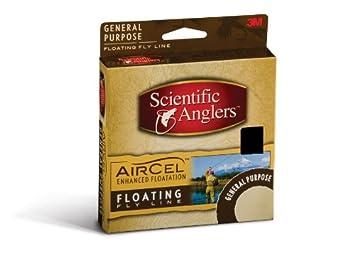 3M Scientific Angler Light Green Air Cel Floating Fly Line