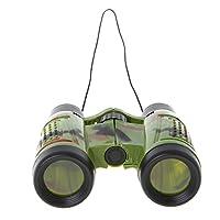 Techinal 6x30mm Folding Binoculars Telescope For Outdoor Travel Hiking Hunting Kids Toy Gifts