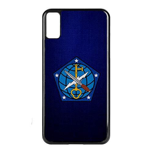 Apple iPhone XR Case -US Army 704th Military Intelligence Brigade, Shldr Sleeve