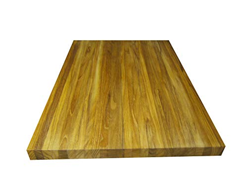 (25 years in business: Custom Teak Wood Countertops, any size, shape, finish! (Catalogs and a small sample of teak wood))
