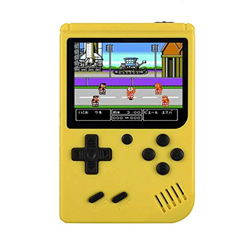 2019 New 3.0 Inch 168 Retro Games Console Handheld Game Player Can Play on TV As A Gift for Children Kids