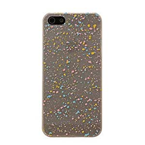 JOELittle Dots Design Night-Glow Pc Case for iPhone4/4s (Assorted Colors) , Green