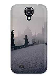 New Arrival Black And White For Galaxy S4 Case Cover
