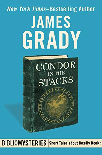 Condor In The Stacks Bibliomysteries Book 25 Kindle Edition By