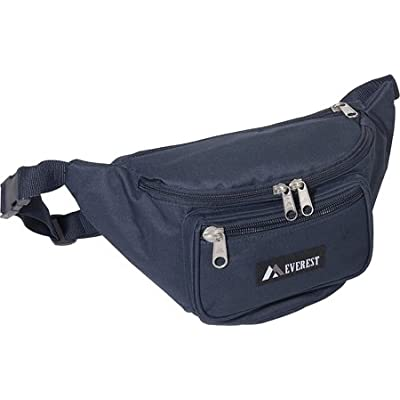 cheap Everest Signature Fanny Pack One Size Navy