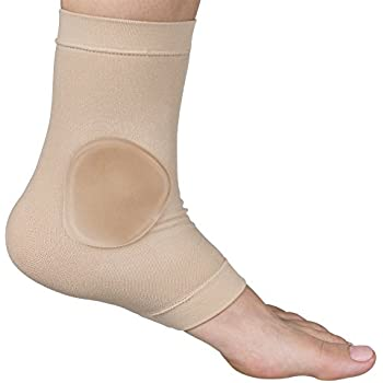 Amazon.com: ZenToes Ankle Bone Protection Socks Malleolar Sleeves ...