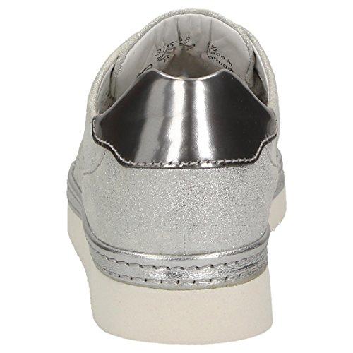 Sioux Damen Oxiria-702-xl Sneaker Grau