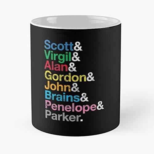 Dr Roger Drroger Thunderbird Gift Coffee/tea Ceramic Mug Father Day