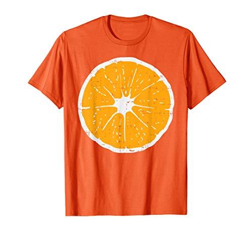 Funny Diy Halloween Costumes For Women (Mandarin Orange Funny Fruit Lazy DIY Easy Halloween Costume)