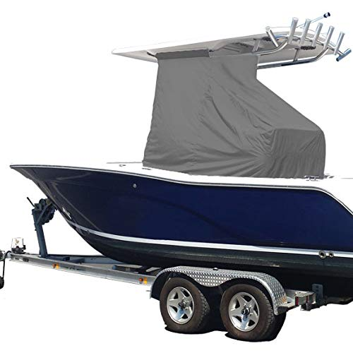 Oceansouth Center Console T-TOP Cover Gray Width 47
