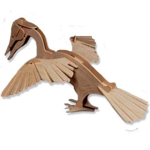 有名な高級ブランド 3 - D木製パズル – 小さなDarter – - Affordableギフトfor your 3 Little。Item One。Item # dchi-wpz-e036 B004QDYD5K, サンゴウチョウ:7ac93b4b --- quiltersinfo.yarnslave.com